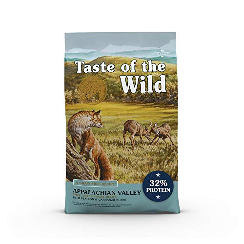 Taste of the Wild Grain Free High Protein Real Meat...